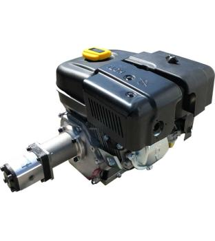 Hydraulic fuel power pack 4.8kw, 6.5PS, selectable displacement: 3, 5.1 or 6.1 ccm/Rev