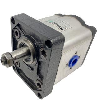 Hydraulic Gear Pump, Group 2, Conical Shaft 1:8, European Version, Selectable Displacement 4 to 32 ccm/REV, rotation right