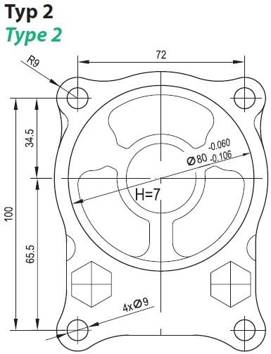 Hydromot - Hydraulik,hydraulic,Shop,Hydromot hydraulic pump, gear