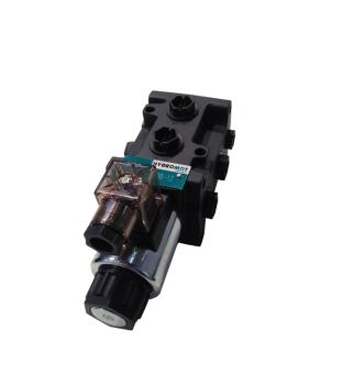 solenoid valve 43 closed cetop 3 front