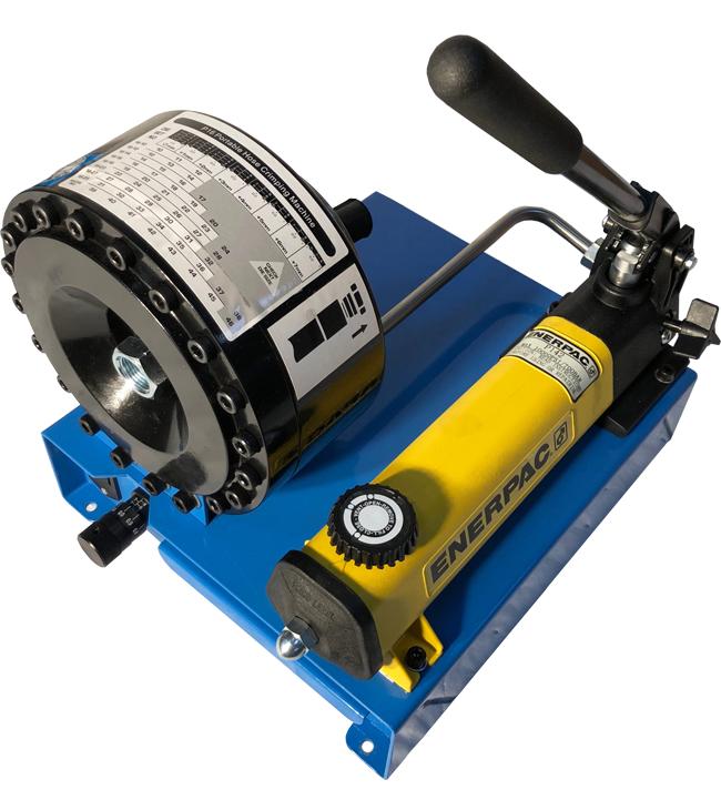 Hydromot - Mobile Hose Crimping Machine for Hydraulic hose