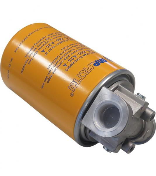 Suction filter, in line mounting, Qmax. 32 lpm, 25 µm abs., Type MPS-100